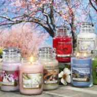 Yankee Candle: $10 Off a $25 Purchase Coupon (Valid Thru 7/28)