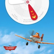 Target Disney's Planes Instant Win Game: Enter to Win $25 Target Gift Cards and $25 Fandango Movie Tickets!