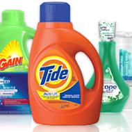 Request Your FREE P&G Brand Sampler Box – Limited Time Only!