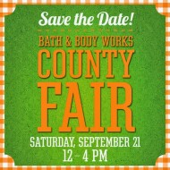 Bath & Body Works County Fair Event on Sept 21st: Get A FREE 4 Oz. Harvest Gathering Candle #BBWCountyFair