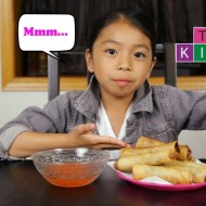 #Thanksgiving Recipe: Lumpia (Filipino Egg Rolls) by Mya from PBS Parents