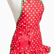 Flirty Aprons: 50% Off Holiday Aprons + FREE Shipping (Thru Tomorrow, 12/11 Only!)