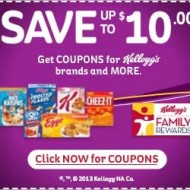 Kellogg's Family Rewards: New 40 Point Code + Score Keebler Cookies For As Low As 39¢ Per Package at Target!