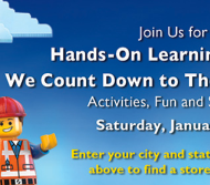 Barnes & Noble: FREE LEGO Movie Hands-On Learning Event Tomorrow, January 25th