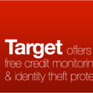 Target: FREE Credit Monitoring & Identity Theft Protection Now Open for Registrations