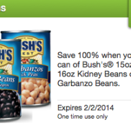 SavingStar: FREE Bush's Beans + Cheap All Laundry Detergent at CVS Starting Tomorrow!
