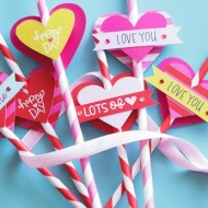 Hallmark: FREE Valentine's Craft Printables For Kids + How To Write A Heartfelt Love Letter and More!