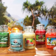 Yankee Candle: Buy 2, Get 2 FREE Large Jar Candles & Tumblers (Today Only!) + Enter To Win A Grand Cayman Islands Vacation!