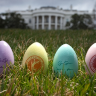 The White House Easter Egg Roll 2014