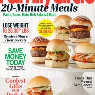 FREE One Year Subscription to Family Circle Magazine