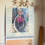 *TODAY ONLY DEAL* Shutterfly: 8×11 Wall Calendar = Just $5.99 Shipped!