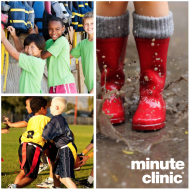 MinuteClinic: Sun, Health and Camp Safety Tips + Save on Camp and Sports Physicals #HealthyCampers