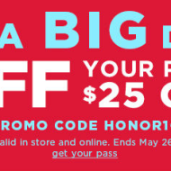 *HOT* Kohl's Coupon: $10 Off $25 Purchase + Get 15%-20% Off + Earn Kohl's Cash Through May 26th