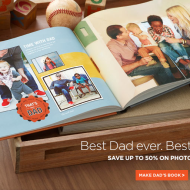Shutterfly: $10 Off $10 Purchase (Thru June 8th)