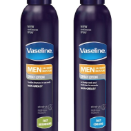 Get Dad from Slob to Suave In Seconds with Vaseline MEN Spray Lotion + Win a Grooming Kit Worth $150!