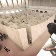"National Building Museum ""BIG Maze"" Opens on July 4th"