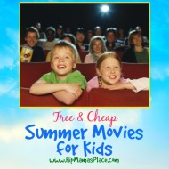 BIG List of FREE and Cheap Summer Movies for Kids 2014