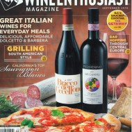 FREE 1 Year Subscription to Wine Enthusiast Magazine
