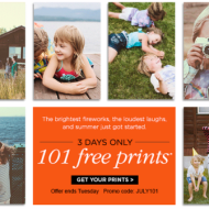 Shutterfly: 99 4×6 Photo Prints, Only $5.99 Shipped!