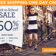 Gymboree.com: FREE Shippping TODAY ONLY + Score A 20% Off Coupon Via Email (or Various Magazines)
