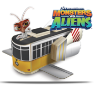 Lowe's Build and Grow Kid's Clinic: FREE Monsters vs Aliens Trolley on August 9th – Register Now!