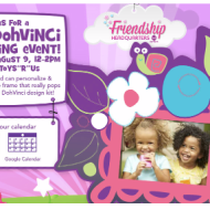 Toys R Us: FREE Picture Frame Decorating Event TODAY