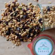 Granola On The Go {Recipe}