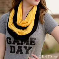 Fashion Friday: 55% Off Game Day Accessories + FREE SHIPPING {TODAY ONLY, 9/19}