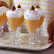 Thanksgiving Dessert Idea: Easy Pumpkin Mousse Recipe + Win $1,000 in Hallmark's 12 Gifts-A-Giving Sweepstakes