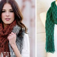 Cents Of Style Fashion Friday: 50% off Winter Accessories + FREE Shipping – Scarves As Low As Only $4.98 Each Shipped