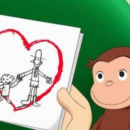 Curious George Valentine's Day Episode Airs On PBS Kids On Feb 9th + Win a Curious George GUND Plush Doll!