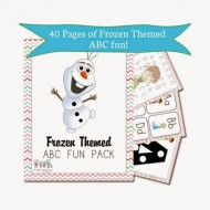Educents: FREE Frozen-Themed ABC + MATH Download (TODAY ONLY!)