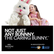 Easter Bunny Photo Experience at Potomac Mills and Arundel Mills (Now Thru 4/4)