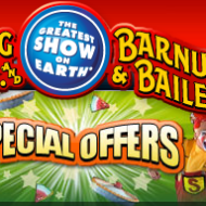 Free Ticket for Baby's First Circus