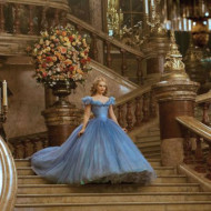 Disney Sneak Peak: New #CINDERELLA Movie Opens in Theaters March 13th!