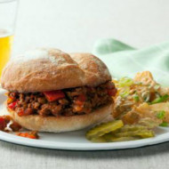 Today is National Sloppy Joe Day – Fun Facts, a Video Recipe and a Twitter Party