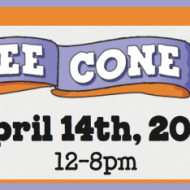 Ben & Jerry's: FREE Cone Day on April 14th