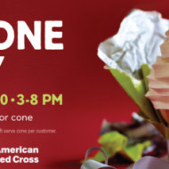 Carvel Ice Cream: Free Junior Soft Serve Cup or Cone on April 30th