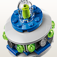 LEGO Store: Build a Free LEGO UFO Model (Today, 4/7 Only)