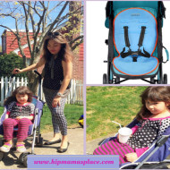 Keep Your Baby Cool Outdoors with Geleeo Self-Cooling Stroller Liner – Review and #Giveaway