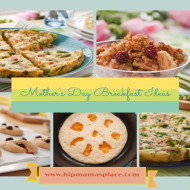 5 Delicious and Healthy Breakfast #Recipes to Spoil Mom this Mother's Day
