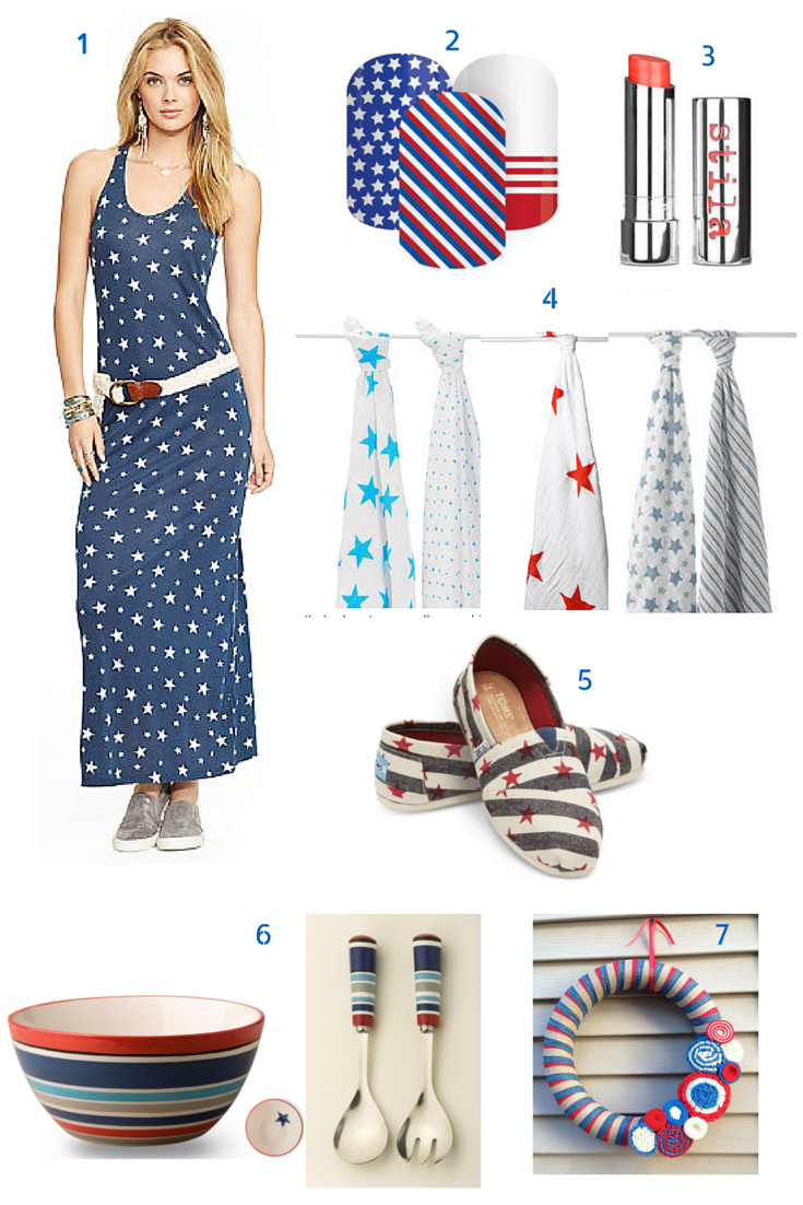 summer styles stars and stripes