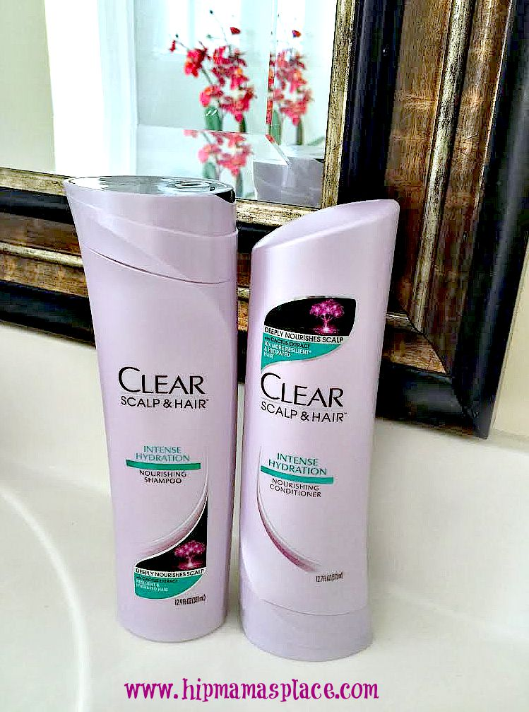 Clear hair and scalp review