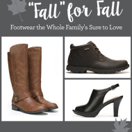 Fall Shoe Trends for the Whole Family at Famous Footwear