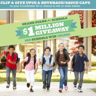 Labels For Education: Win Money For Your School + $1 Off 3 Goldfish Coupon