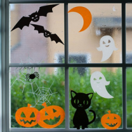 3 Cute Halloween Crafts Using a Cricut Machine + Money-saving Cricut Coupons