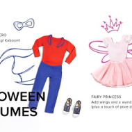 DIY Kids' Halloween Costume Ideas + 40% Off Coupon at thredUP