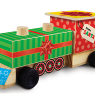 Lowe's: FREE Wooden Train Engine Kids' Workshop on December 12th