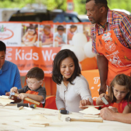 Home Depot FREE Kids Workshop: Make A Valentines Mailbox on Feb 6th