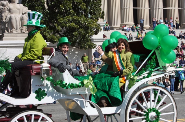 St. Patrick's Day is a fun time celebrated by the Irish, Irish-Americans and many others throughout the US.